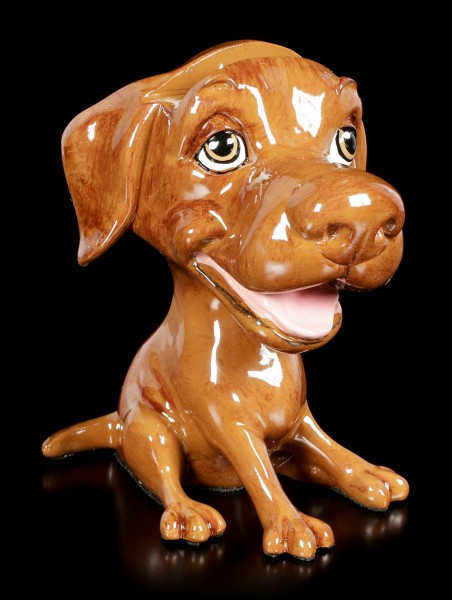 Brillenhalter Hund - Brauner Labrador - Opti Paws
