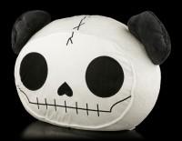 Furry Bones Plush Cushion - Pandie