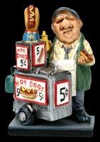 Funny Job Figur - Hotdog Verkäufer