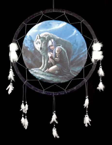 Large Dreamcatcher - Protector