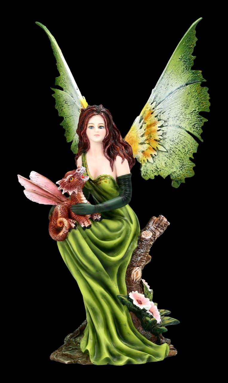 Elfen Figur - Aphra Fee der Natur