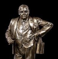 Sir Winston Churchill Figur