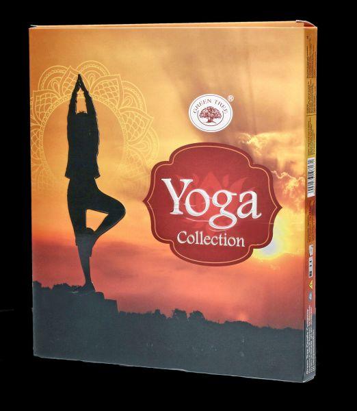 Green Tree Yoga Collection Incense Sticks