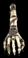Back Scratcher - Steampunk Skeleton Arm