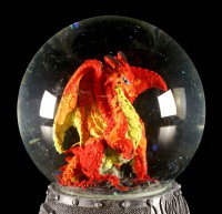 Water Globe - Dragon Hyperion