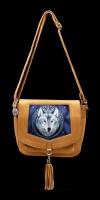 3D Side Bag - Lunar Wolf