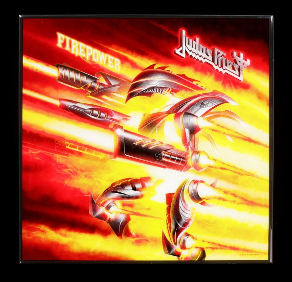 Judas Priest Crystal Clear Picture - Firepower