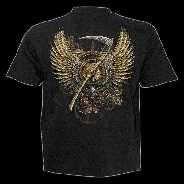 T-Shirt Gothic - Steam Punk Reaper