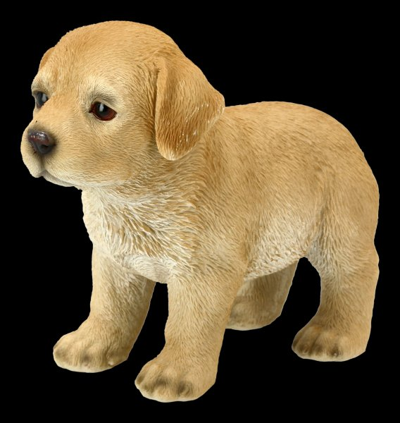 Dog Figurine - Labrador Puppy