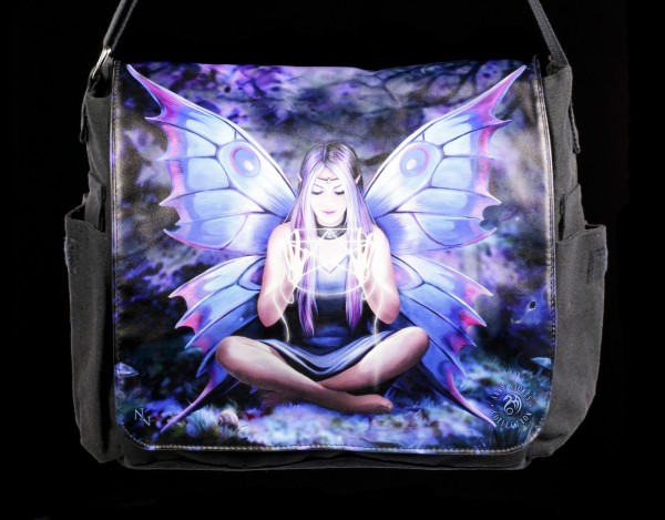 Messenger Bag with Fairy - Spell Weaver
