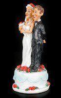 Wedding Cake - Funny Wedding Figurine