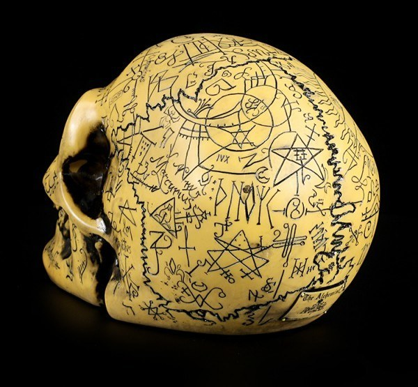 Alchemy The Vault - Totenkopf - Omega Skull