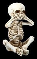 Skelett Figuren - Skellywag Nichts Böses