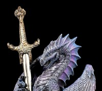 Letter Opener Dragon - Nether Blade