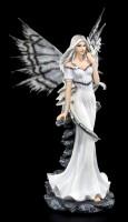 Large Fairy Figurine with Dragon - Avari