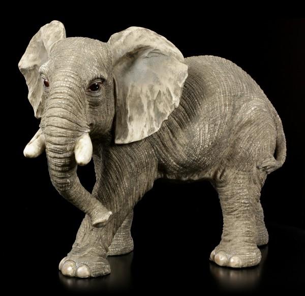 Vorschau: Elefanten Figur - Großer Bulle
