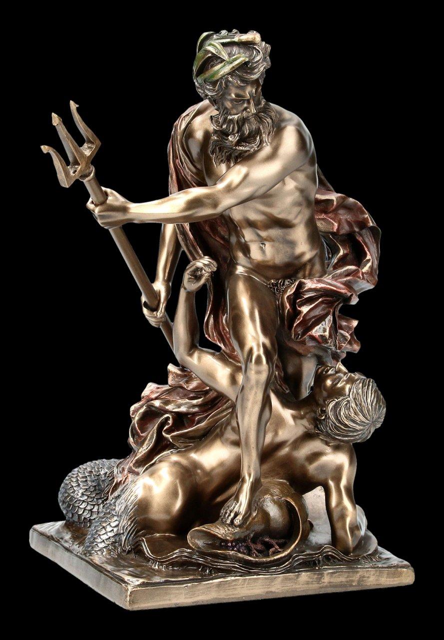 Neptune - Poseidon Figurine