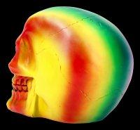 Totenkopf - Regenbogen