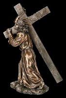 Jesus Christ Figurine - Carry Cross
