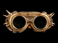Steampunk Goggles - Industrial Eyes