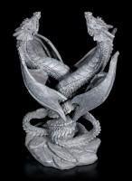 Drachen Brieföffner - Double Force