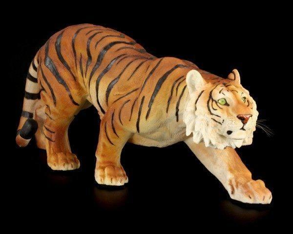 Große Tiger Figur - Khan's Beutezug