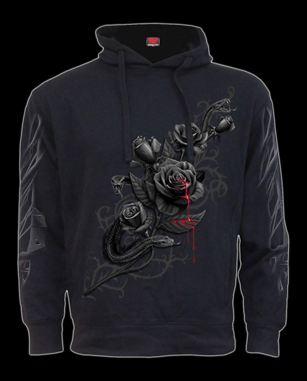 Stitched Hoody Women - Fatal Attraction