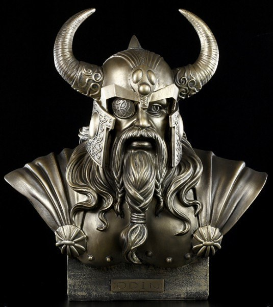 Preview: Odin Bust - limited S1