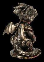 Steampunk Figur - Kleiner Drache Eddy