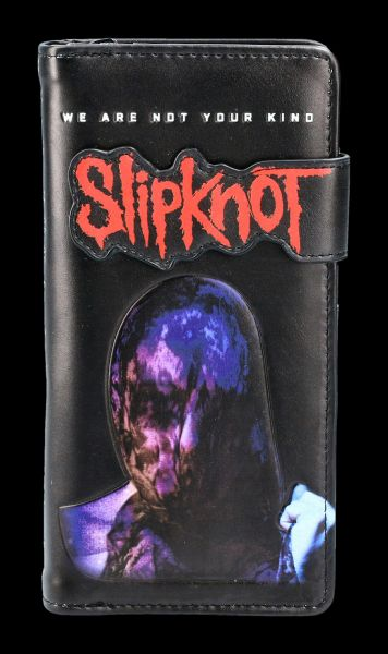 Slipknot Purse - We Are Not Your Kind