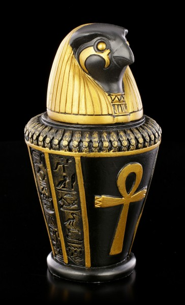 Canopic Jar - Qebehsenuef - Son of Horus