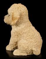 Hunde Welpen Figur - Labradoodle