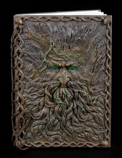 Greenman Journal - Tree Beard