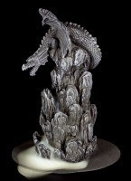 Backflow Incense Cone Burner - Dragon