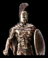 Leonidas Figur - Der Spartaner mit Schild und Schwert