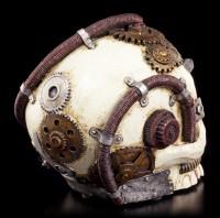 Steampunk Skull with Plasma Eye