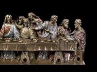 Last Supper Statue