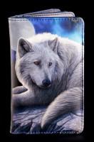 Geldbörse mit Wolf - Guardian of the North