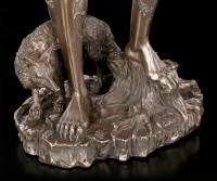 Large Cernunnos Figurine - Horned God