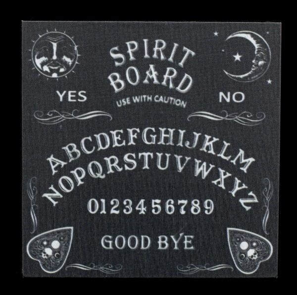 Mirror Box with Spirit Board