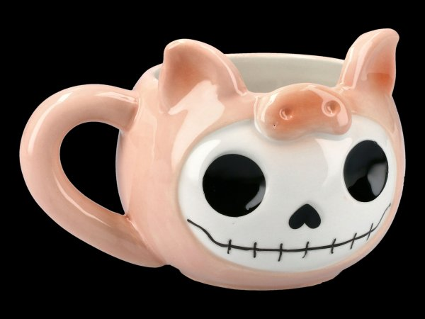 Furrybones Ceramic Mug - Bacon