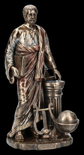Pythagoras Figur - Griechischer Philosoph
