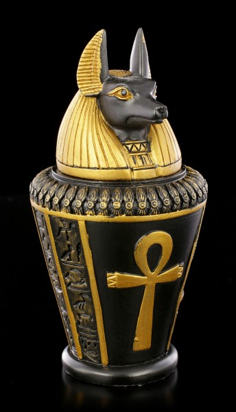 Canopic Jar - Duamutef - Son of Horus