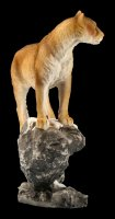 Cougar Figurine - Lookout