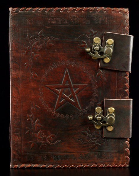 Small Book of Shadow - Leather