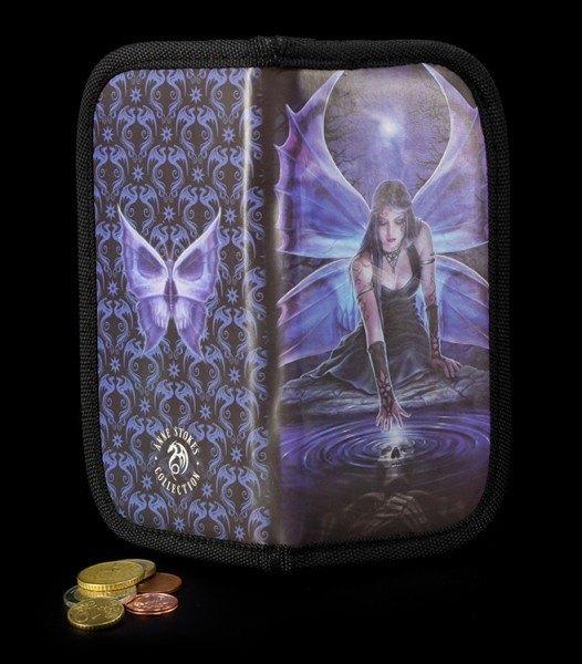 Geldbeutel mit Gothic Elfe - Immortal Flight