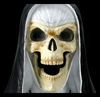 Skelett Büste Nonne - Sister Mortis