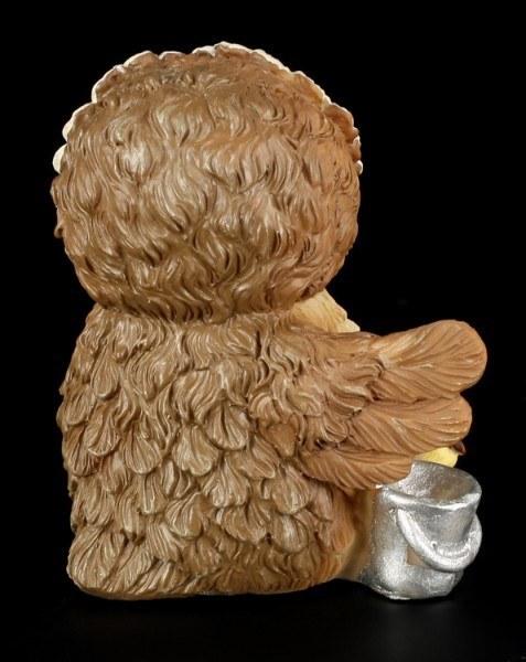 Beach Owl - Funny Figurine