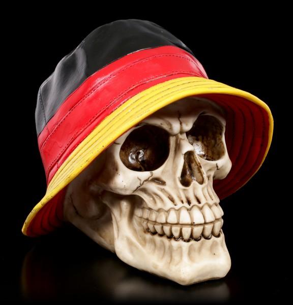 Skull - German Hat
