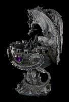 Dragon Mist Blower on Castle
